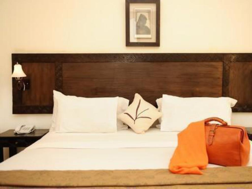 Single Standard - Bed Blue Sea Hotel Marrakech Ryads Parc & Spa
