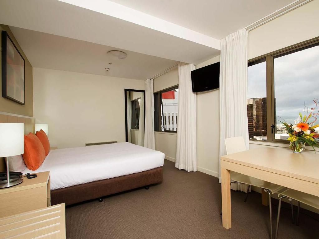 Executive inkl. gratis internet Travelodge Hotel Wellington