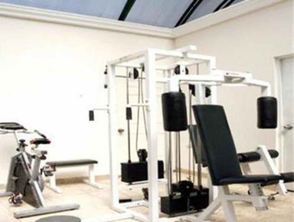 Fitness center Hotel Madero Express