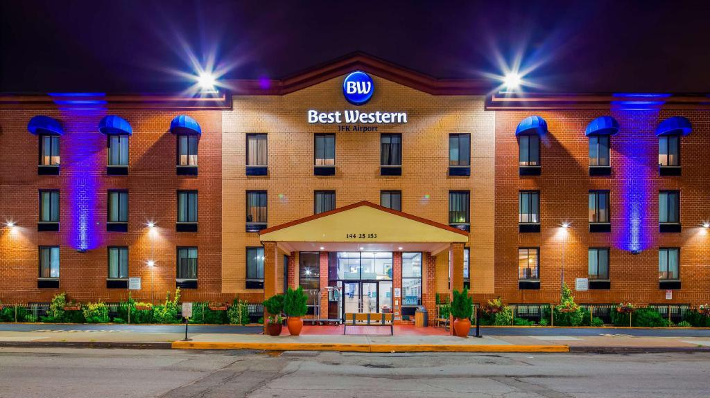 Best Western JFK Airport in New York (NY) - Room Deals, Photos & Reviews