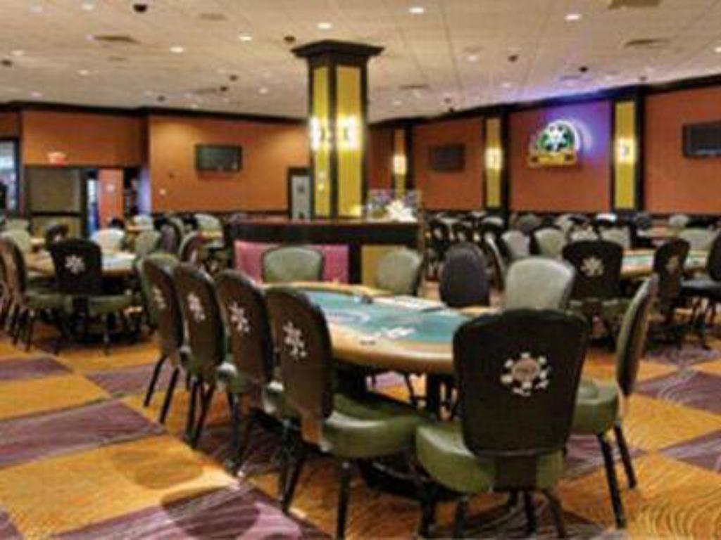 Interior view Hollywood Casino St. Louis