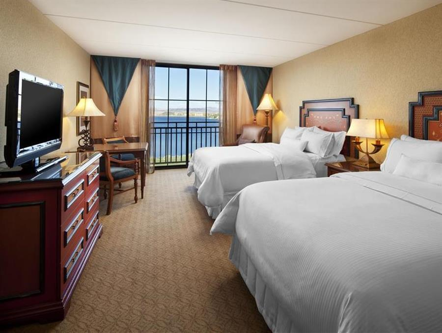 Premium Lake View Double Bed Room