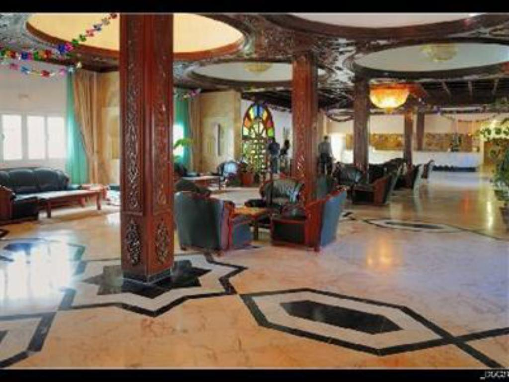Interior view Marabout Sousse Hotel