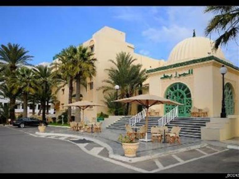 Le Monaco Hotel & Thalasso Sousse, Tunézia - a legolcsóbban   motiver.hu