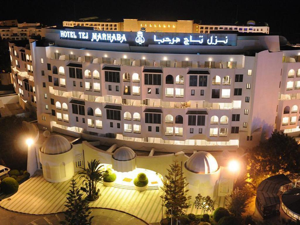More about Tej Marhaba Hotel