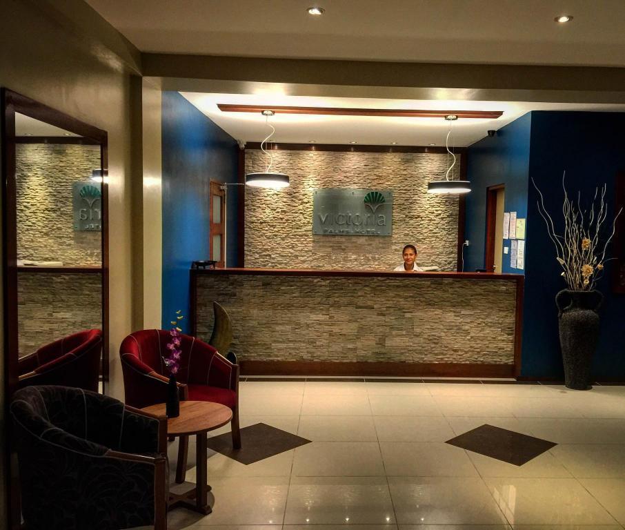 Das Victoria Palms Hotel In Suva Buchen