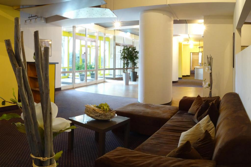 Empfangshalle Amedia Suites Rüsselsheim (Amedia Suites Ruesselsheim)