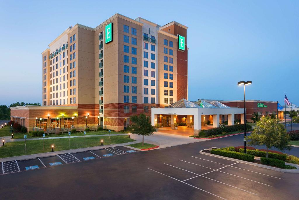 Embassy Suites Norman Hotel Conference Center Norman Ok 2020