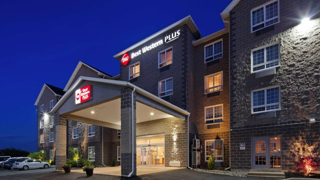 More about Best Western Plus Saint John Hotel and Suites