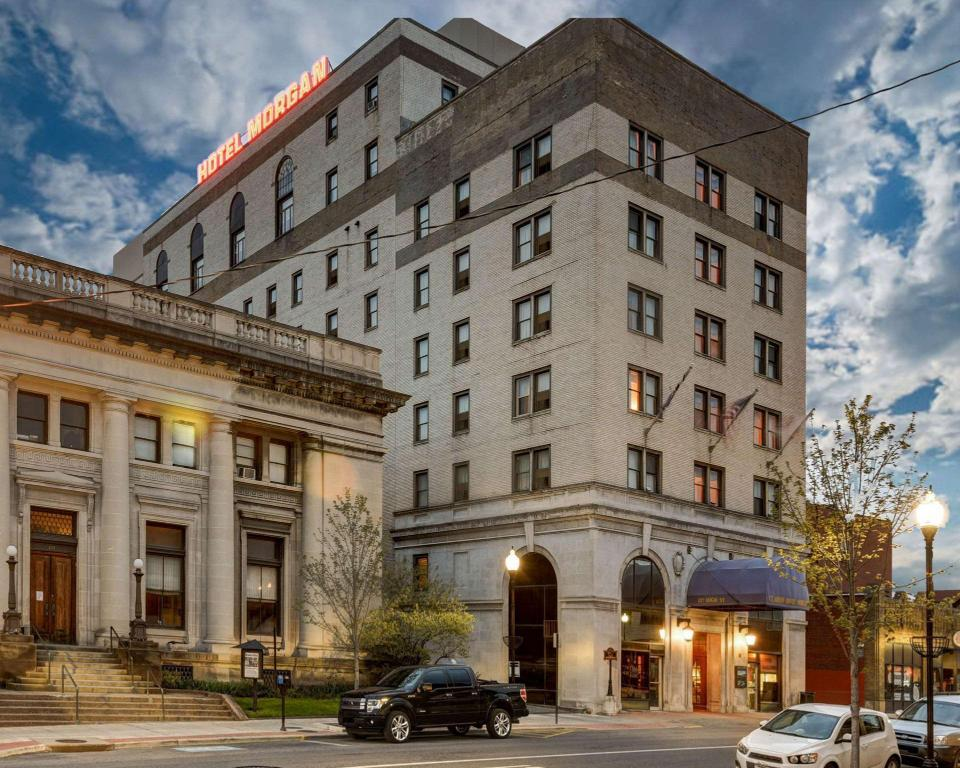 More about Hotel Morgan