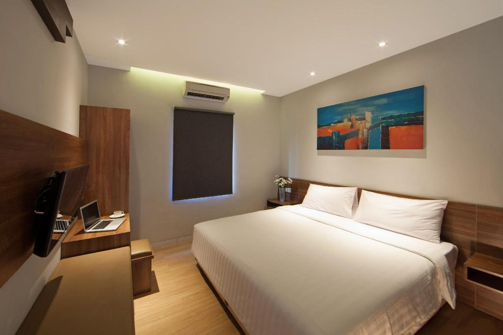 Premium Double Room - Bed The Regia Dago