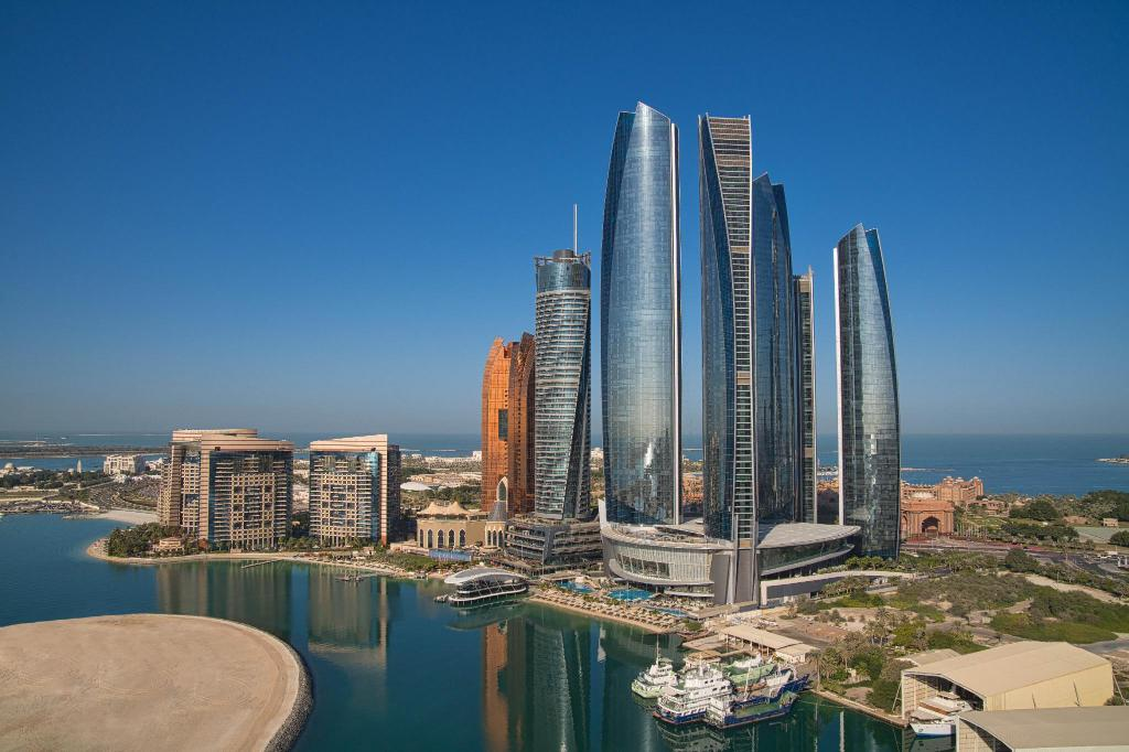 Conrad Abu Dhabi Etihad Towers, United Arab Emirates - 2021 Reviews,  Pictures & Deals