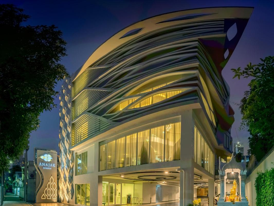 Anajak Bangkok Hotel in Thailand - Room Deals, Photos & Reviews
