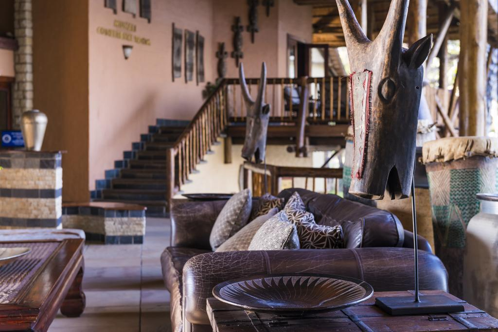 Interno aha The David Livingstone Safari Lodge & Spa