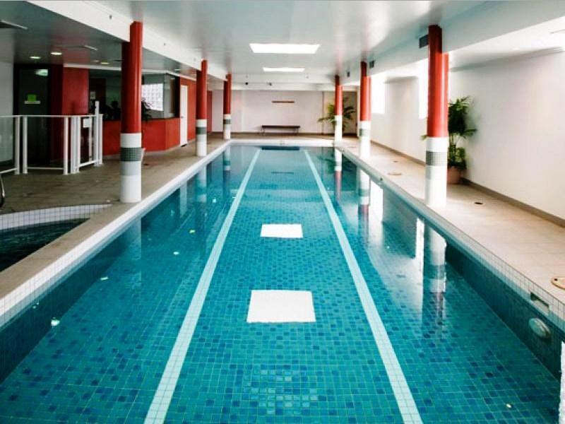 Beautiful Swimming Pool Fiori Apartments