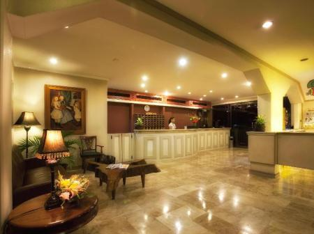 Lobby Beverly Boutique Business Hotel
