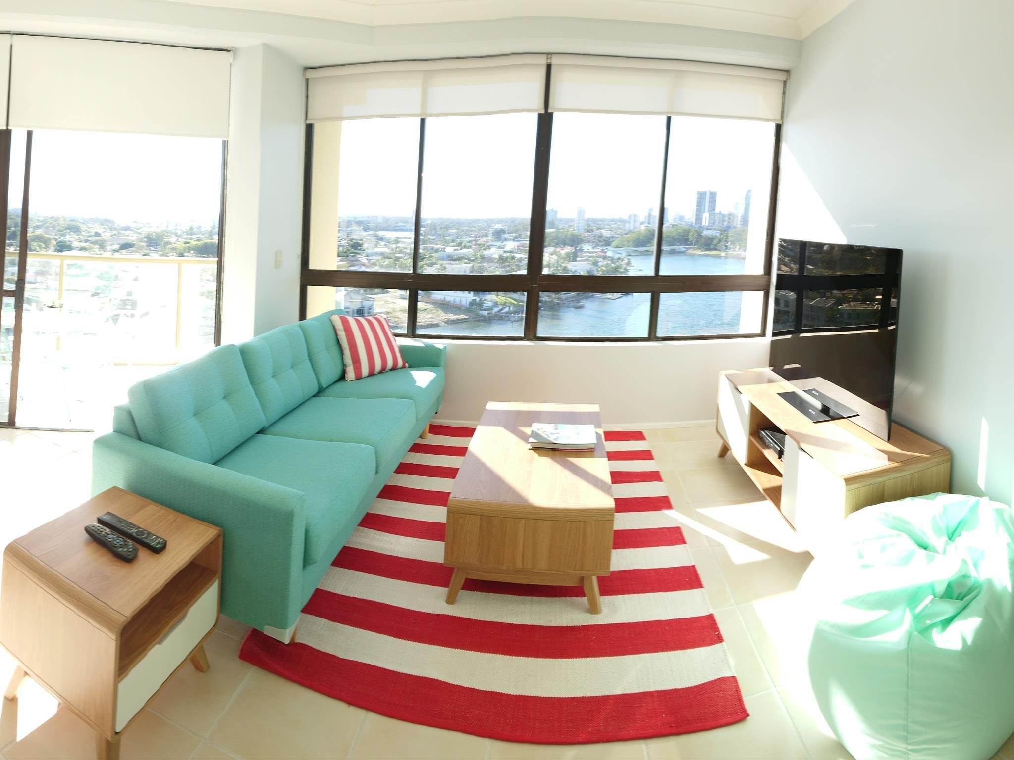Double 1 베드룸 (Double One Bedroom)