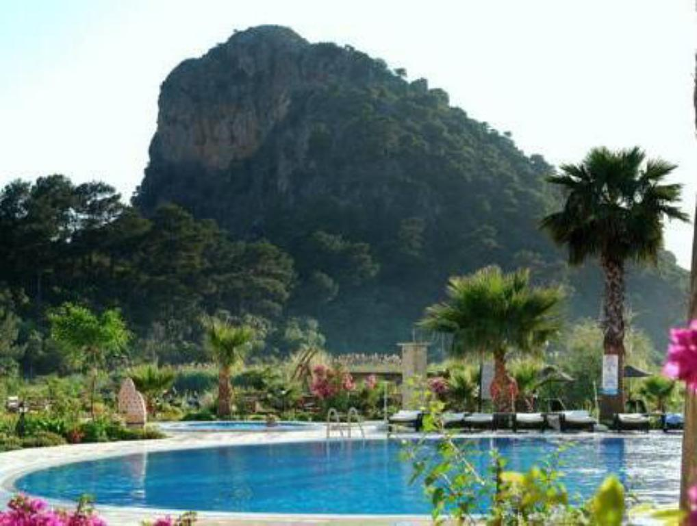 Swimmingpool Dalyan Resort - Special Category