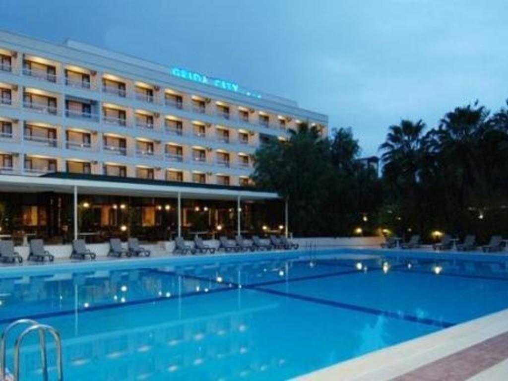 Grida City Hotel Antalya Ab 38 Agoda Com