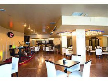 Coffee shop Kirci Termal Hotel