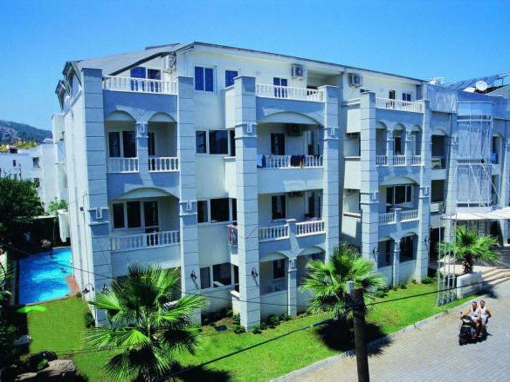Blue Lagoon Apartments Turkey Marmaris