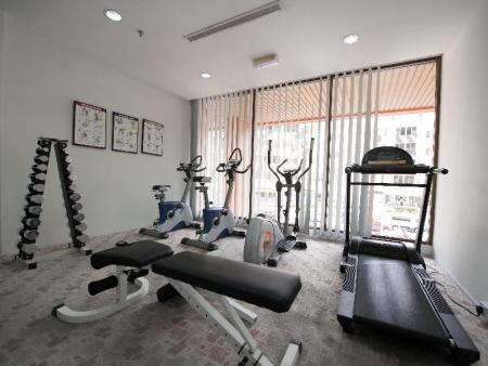 Fitness center Gaya Centre Hotel