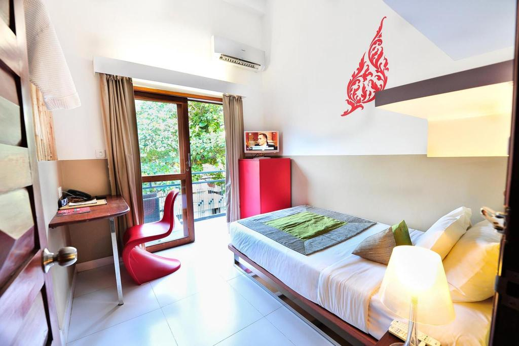 Standard Single - Bed Villa Langka Boutique Hotel