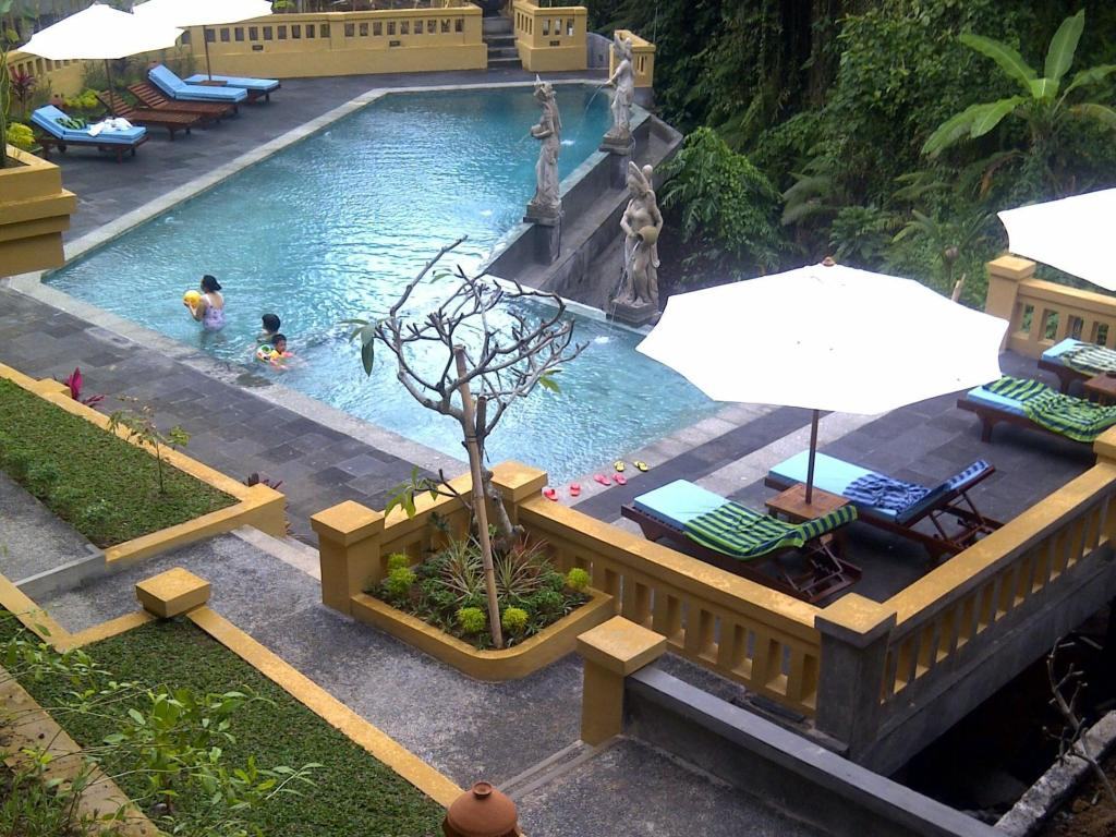 Pool Sri Bungalows Ubud