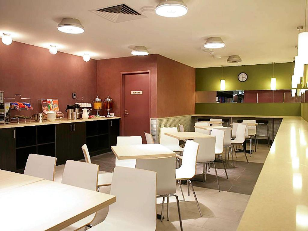 Coffee shop ibis budget Melbourne CBD
