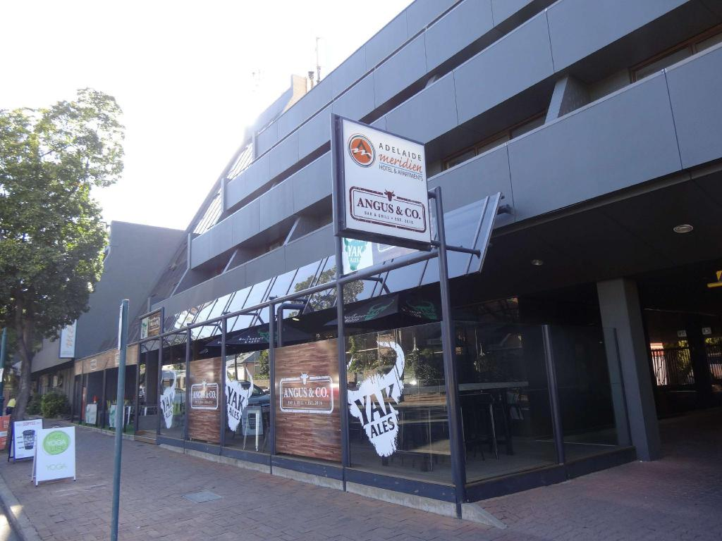 More about Adelaide Meridien Hotel & Apartments