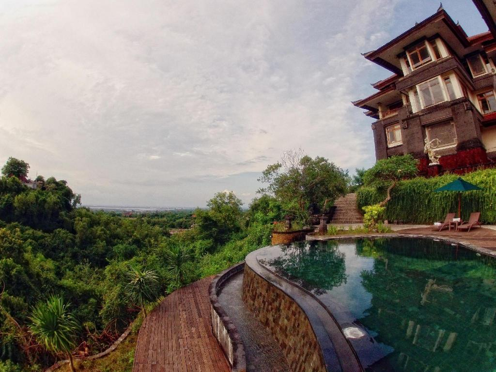 Exterior view Langon Bali Resort
