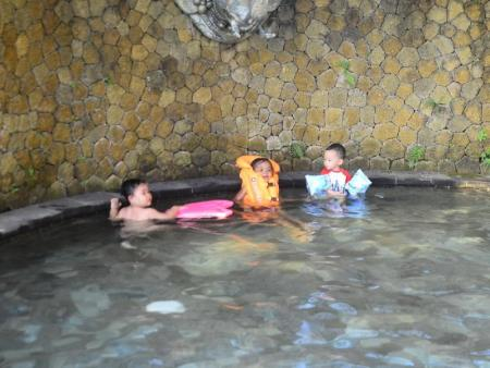 Kid's club Langon Bali Resort