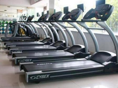 Fitness center Aston Tropicana Hotel Bandung