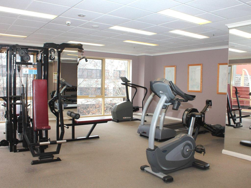Fitness center Waldorf Canberra Apartment Hotel