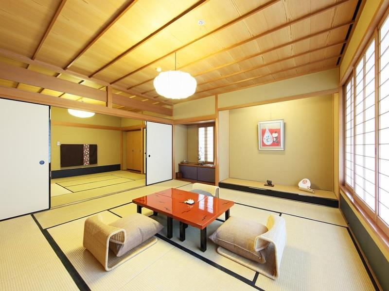 豪華日式客房 - 可住4人 (Deluxe Japanese Style Room for 4 People)