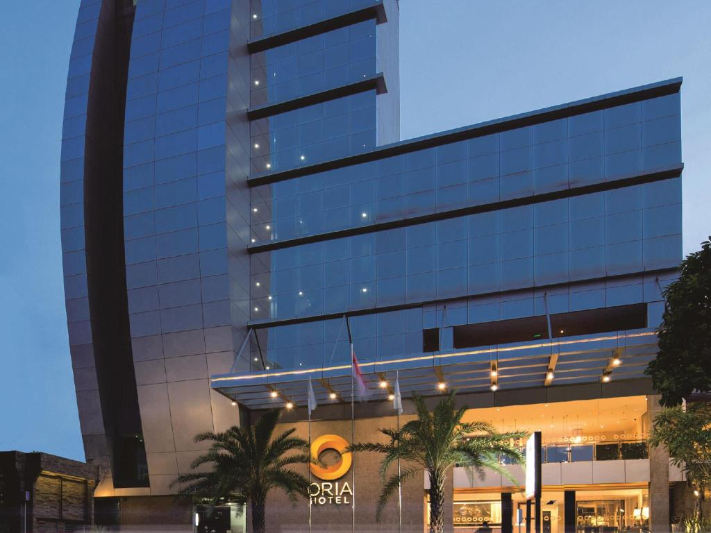 Oria Hotel Jakarta In Indonesia Room Deals Photos Reviews