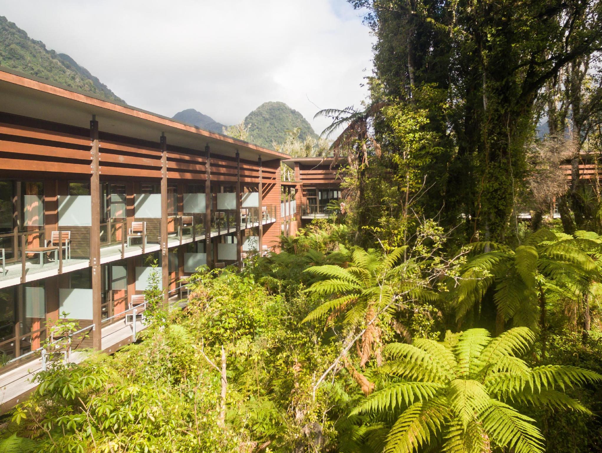 Te Waonui Forest Retreat Te Waonui Forest