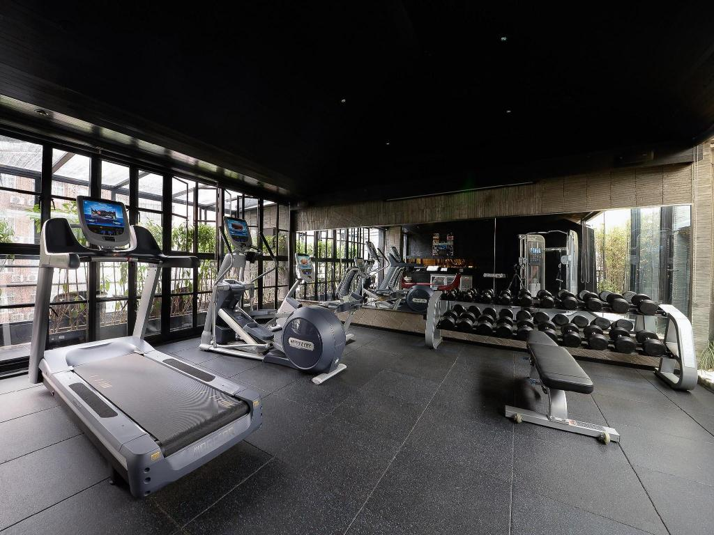 Fitness center URBN Boutique Shanghai