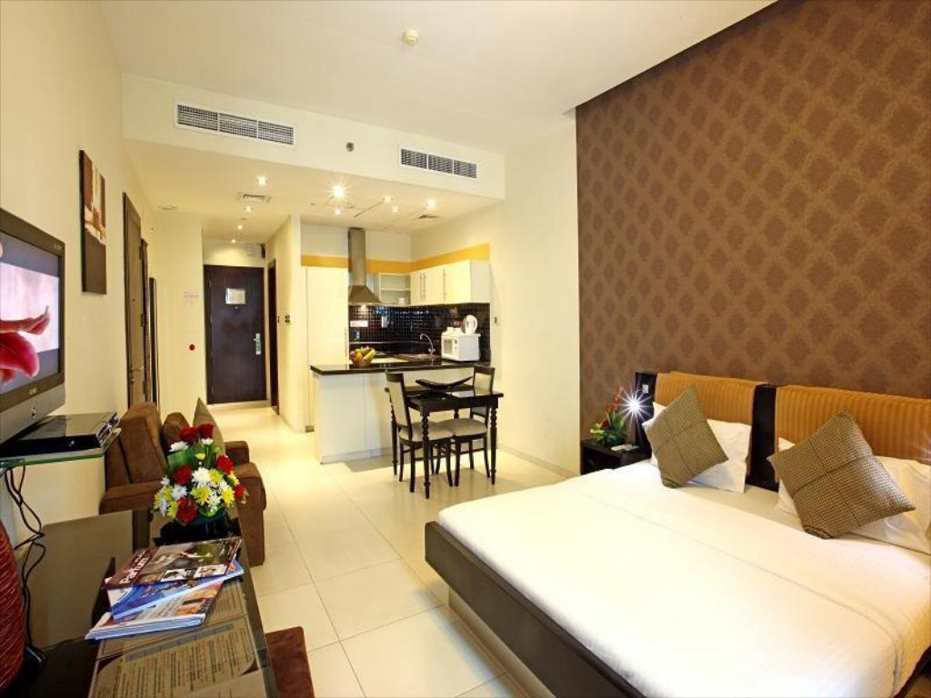 Studio - Guestroom Royal Ascot Hotel Apartment