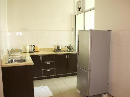 2 Bedroom Suite 1 Borneo Tower B Service Condominiums