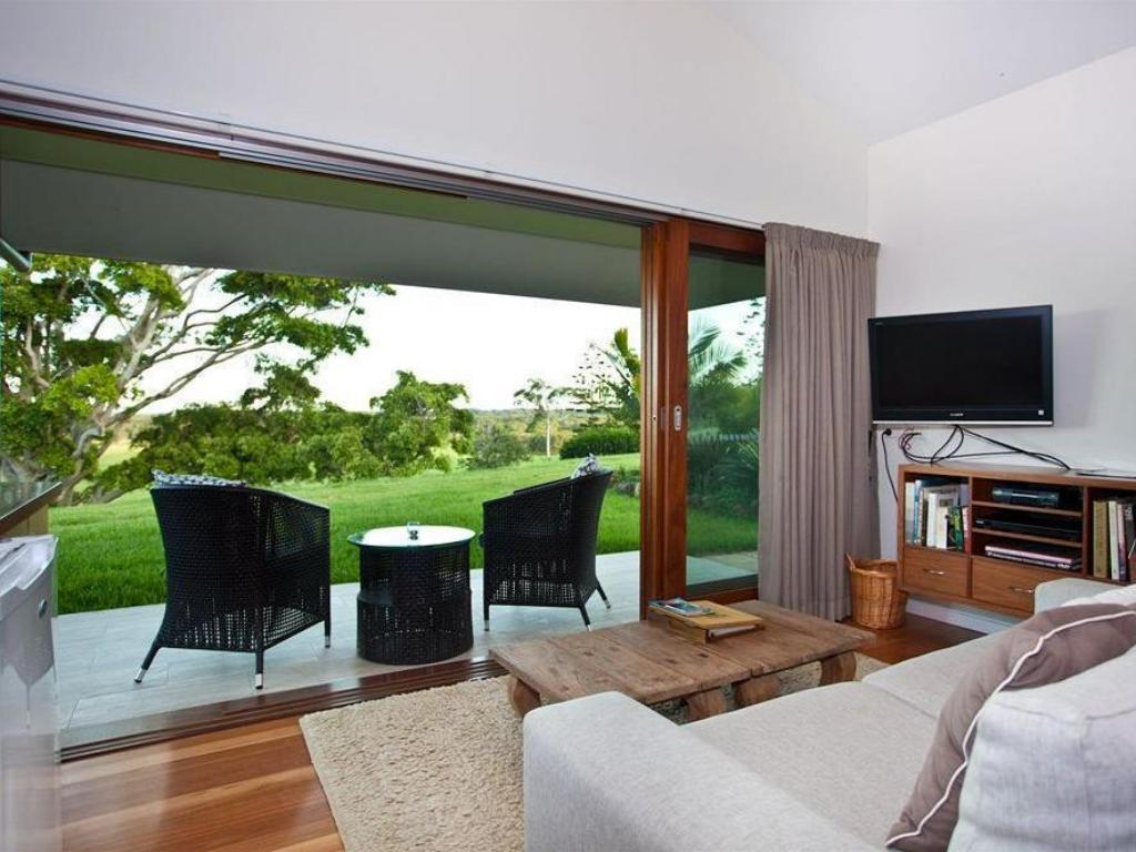 Interior view La Vista Byron Bay Villas