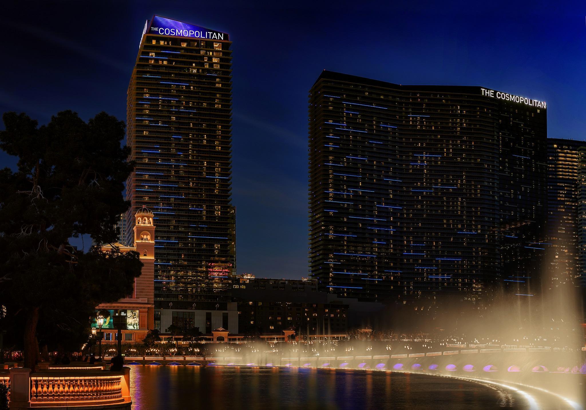 More about The Cosmopolitan of Las Vegas
