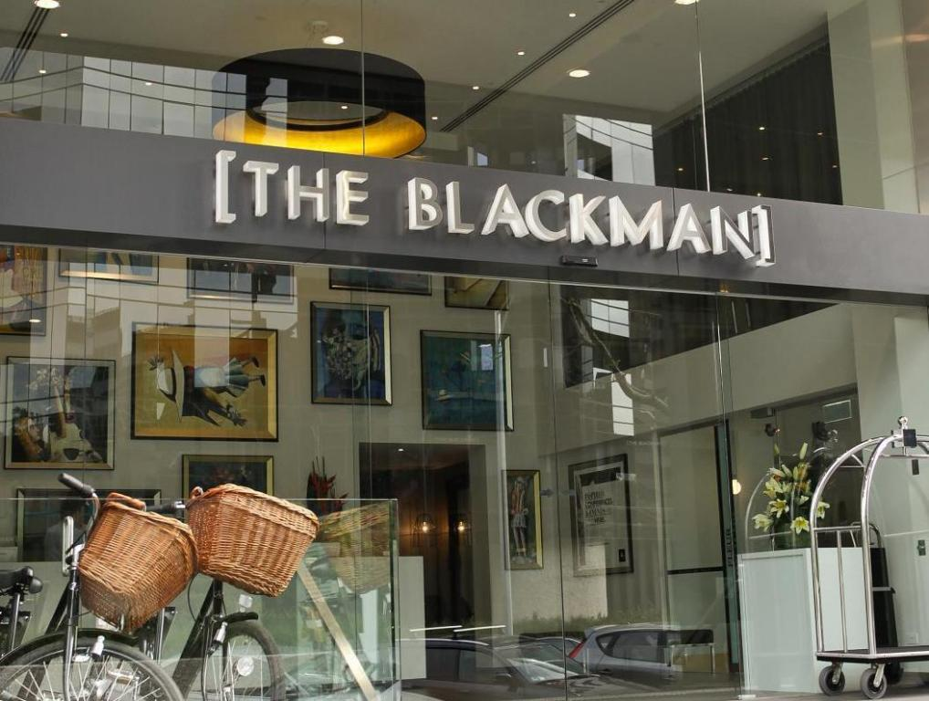 More about Art Series The Blackman Hotel
