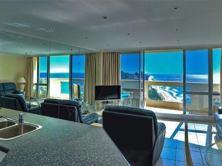 Interior View Focus Apartments