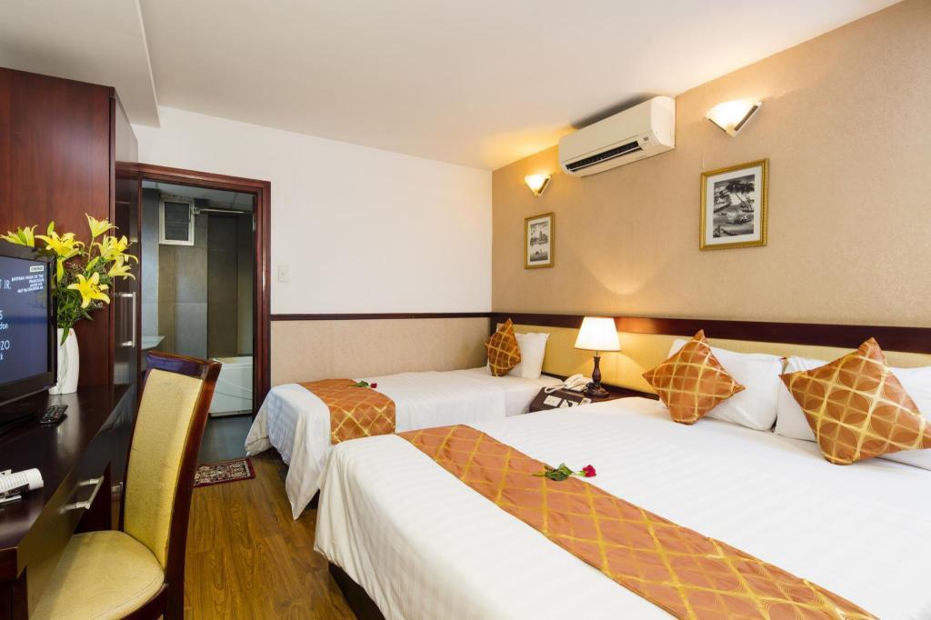 Viet Grand King Town Hotel Nha Trang In Vietnam Room