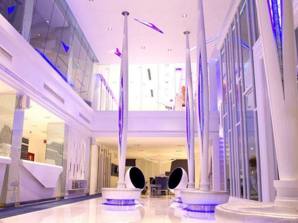 Lobby Glacier Hotel by Infinity Hotels and Resorts