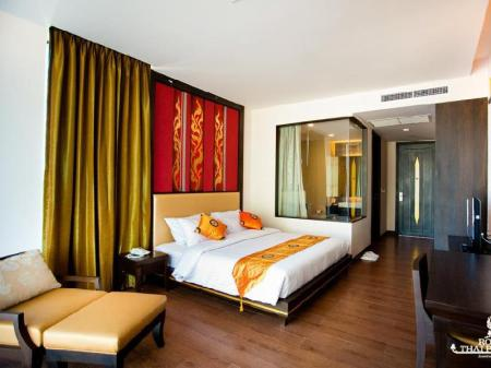 Deluxe Seaview Royal Thai Pavilion Hotel