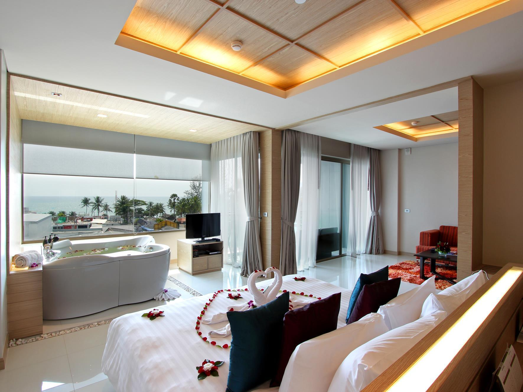 Suite Vista al Mar (Seaview Suite)