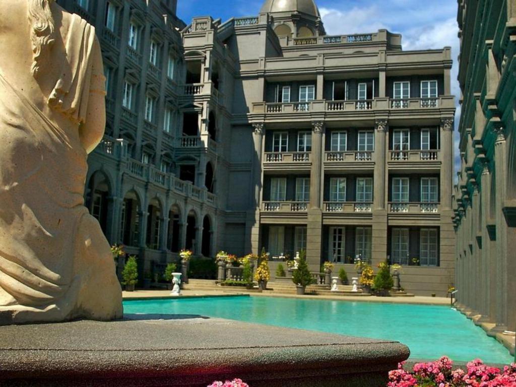 Gh Universal Hotel Bandung 5 Star In
