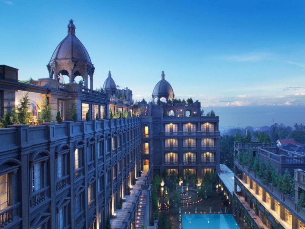 Gh Universal Hotel Pet Friendly Resort Bandung Deals Photos Reviews
